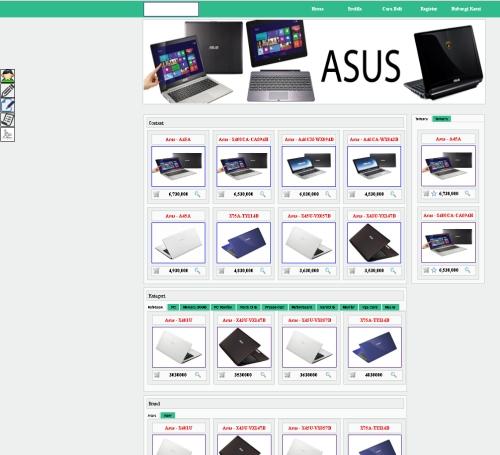 Web Penjualan Komputer dan Laptop
